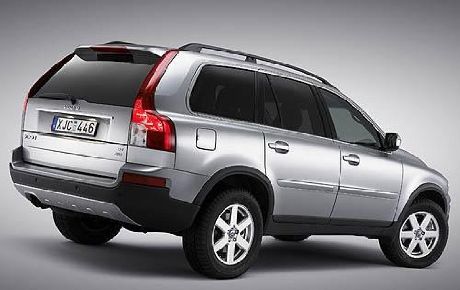 2009 volvo xc90 information and photos zombiedrive. Black Bedroom Furniture Sets. Home Design Ideas