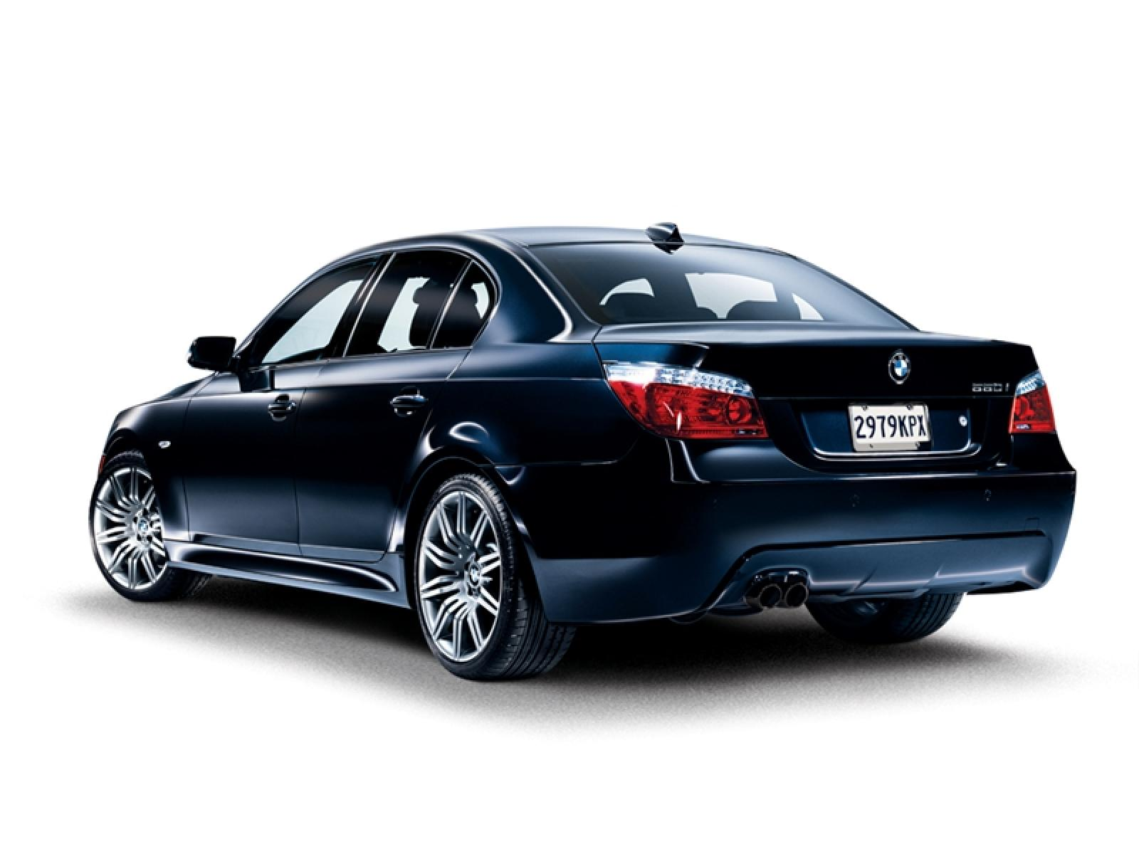 2009 bmw 5 series information and photos zombiedrive. Black Bedroom Furniture Sets. Home Design Ideas