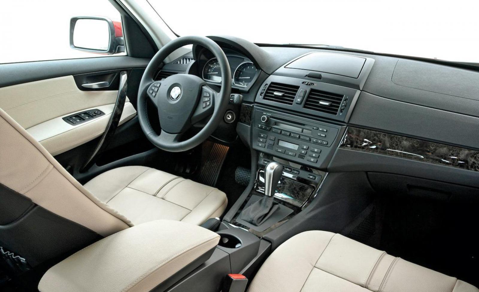 2009 bmw x3 information and photos zombiedrive rh zombdrive com 2015 BMW X3 2007 BMW X3