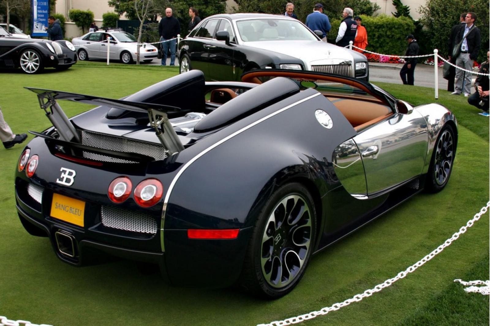Bugatti  pictures information amp specs  NetCarShowcom