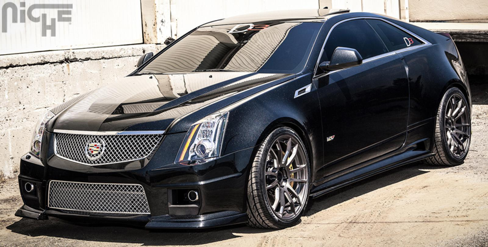 2009 cadillac cts v information and photos zombiedrive. Black Bedroom Furniture Sets. Home Design Ideas