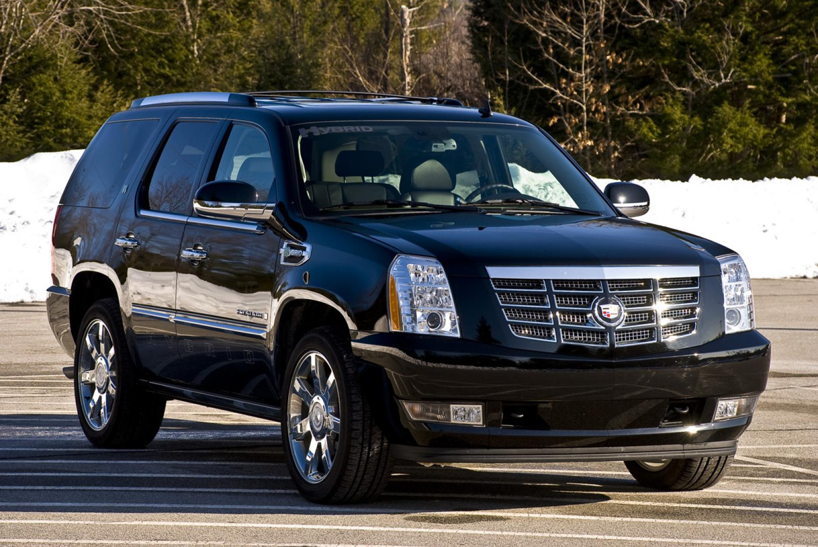 2009 cadillac escalade hybrid information and photos zombiedrive. Cars Review. Best American Auto & Cars Review