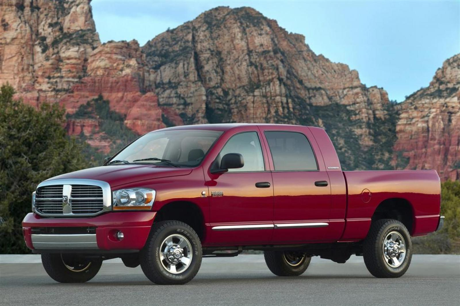 2009 dodge ram pickup 2500 information and photos zombiedrive. Black Bedroom Furniture Sets. Home Design Ideas