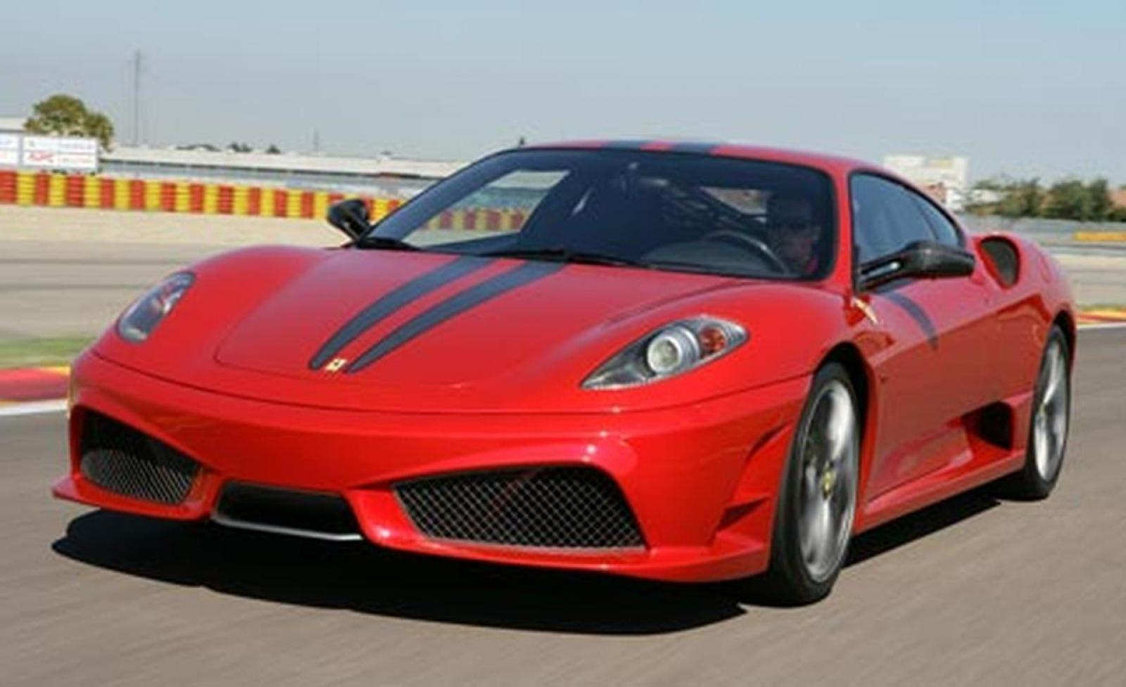2009 ferrari 430 scuderia information and photos zombiedrive. Black Bedroom Furniture Sets. Home Design Ideas