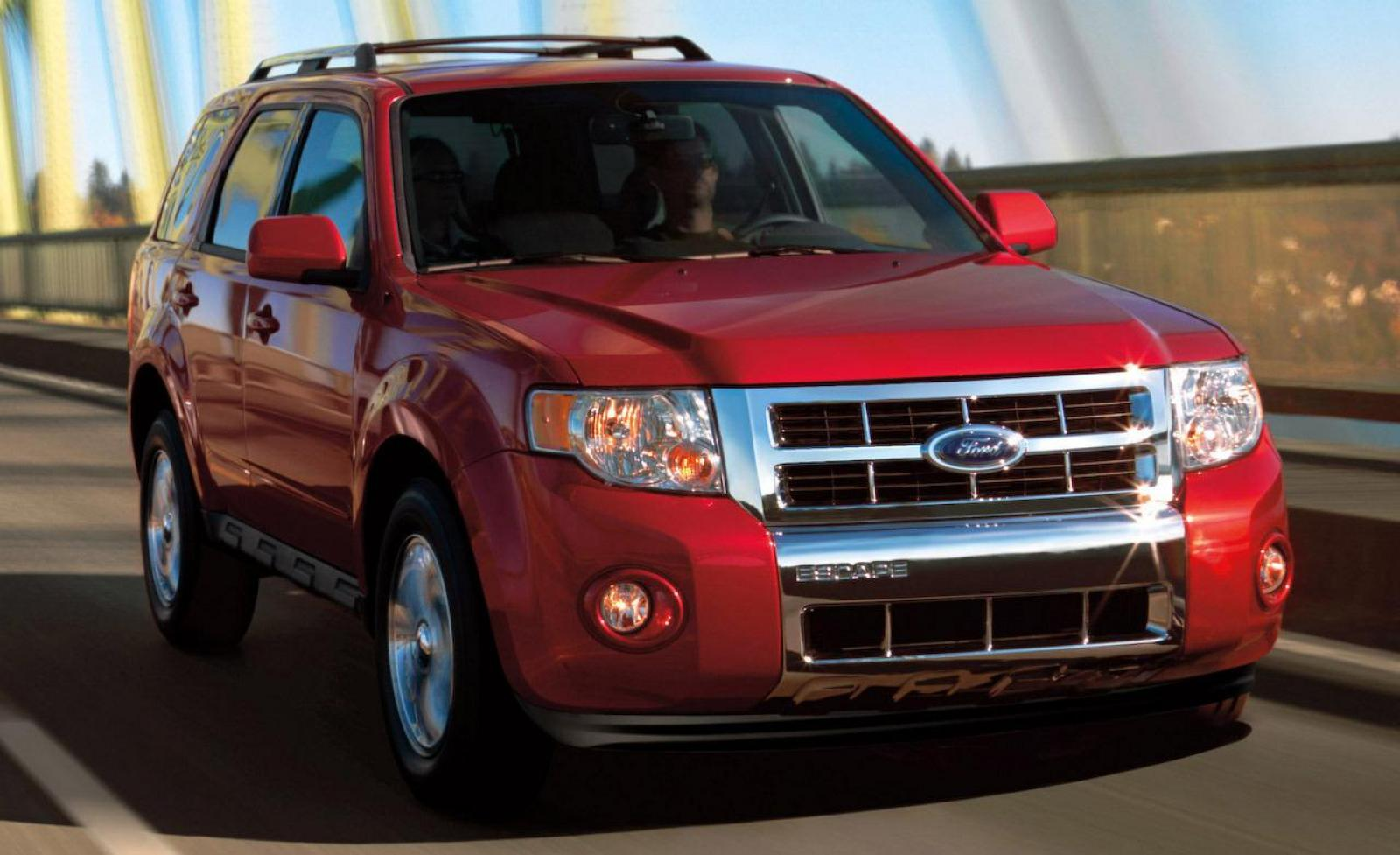 2009 Ford Escape Information And Photos Zomb Drive