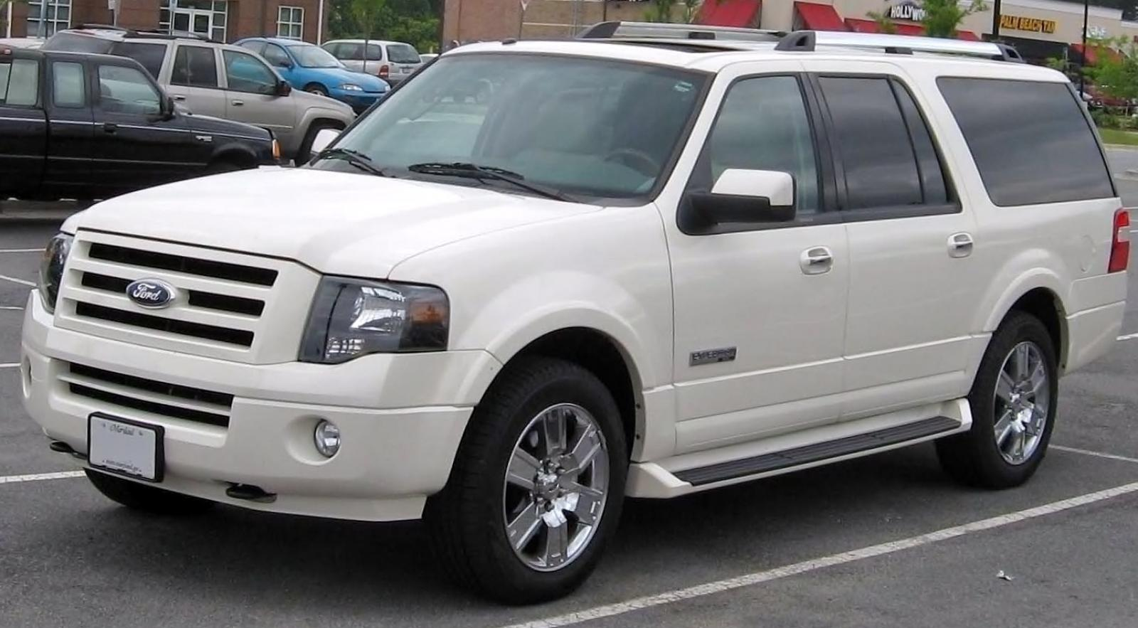 2009 Ford Expedition El Information And Photos Zomb Drive