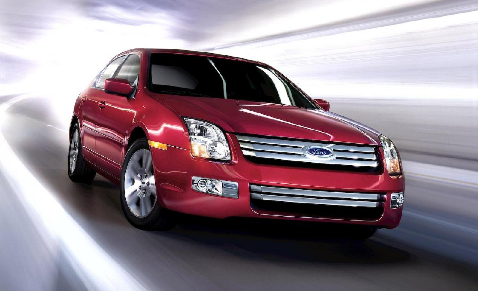 2009 ford fusion information and photos zombiedrive. Black Bedroom Furniture Sets. Home Design Ideas