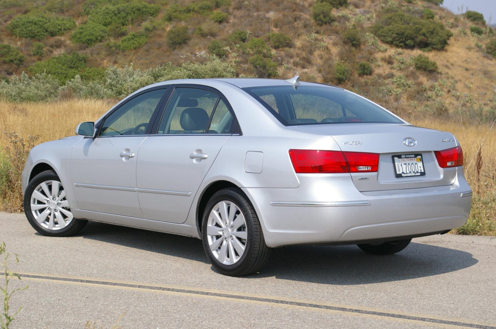 2009 Hyundai Sonata Information And Photos Zomb Drive
