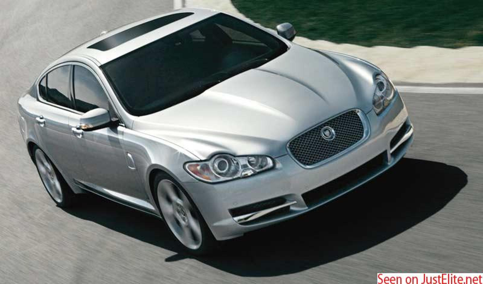 2009 jaguar xf information and photos zombiedrive. Black Bedroom Furniture Sets. Home Design Ideas