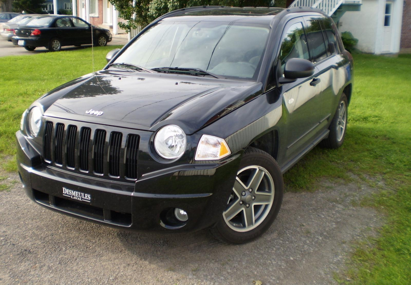 2009 jeep compass - information and photos - zombiedrive