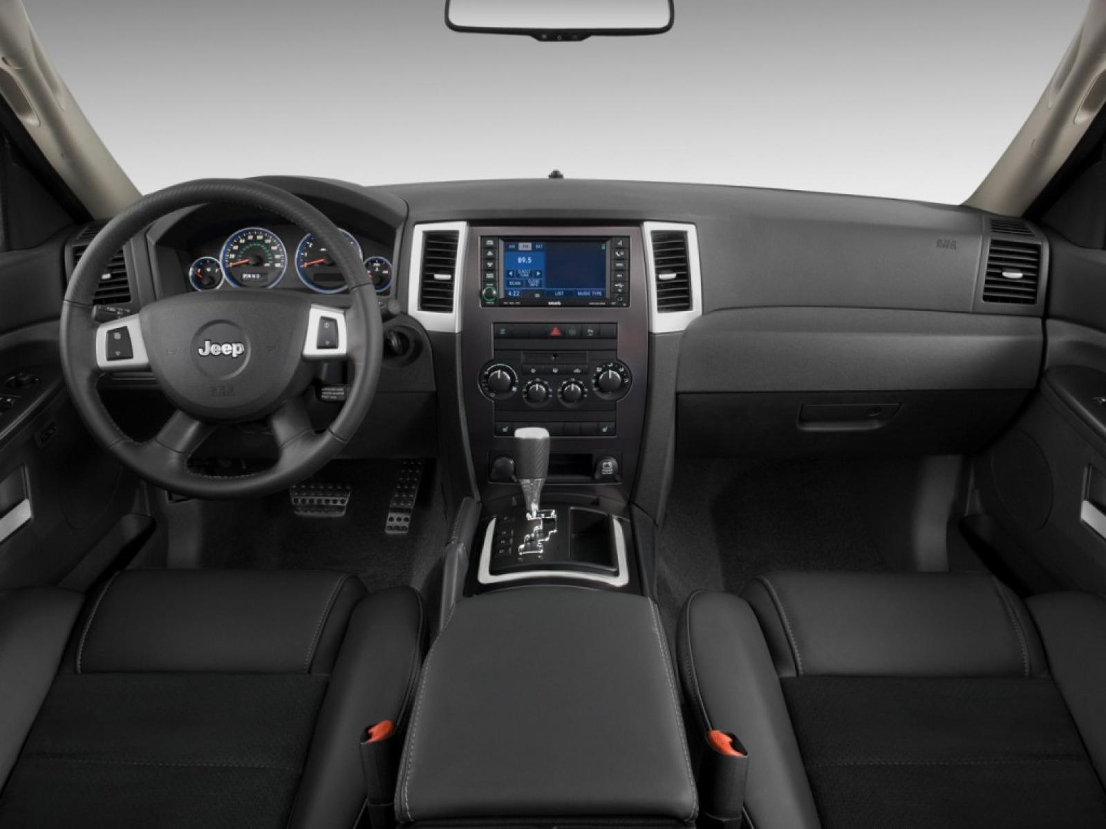 2009 Jeep Grand Cherokee Information And Photos Zomb Drive