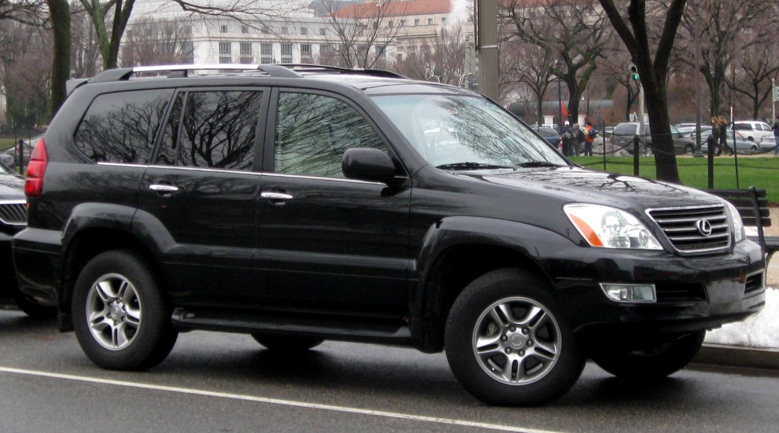 2009 lexus gx 470 information and photos zombiedrive. Black Bedroom Furniture Sets. Home Design Ideas