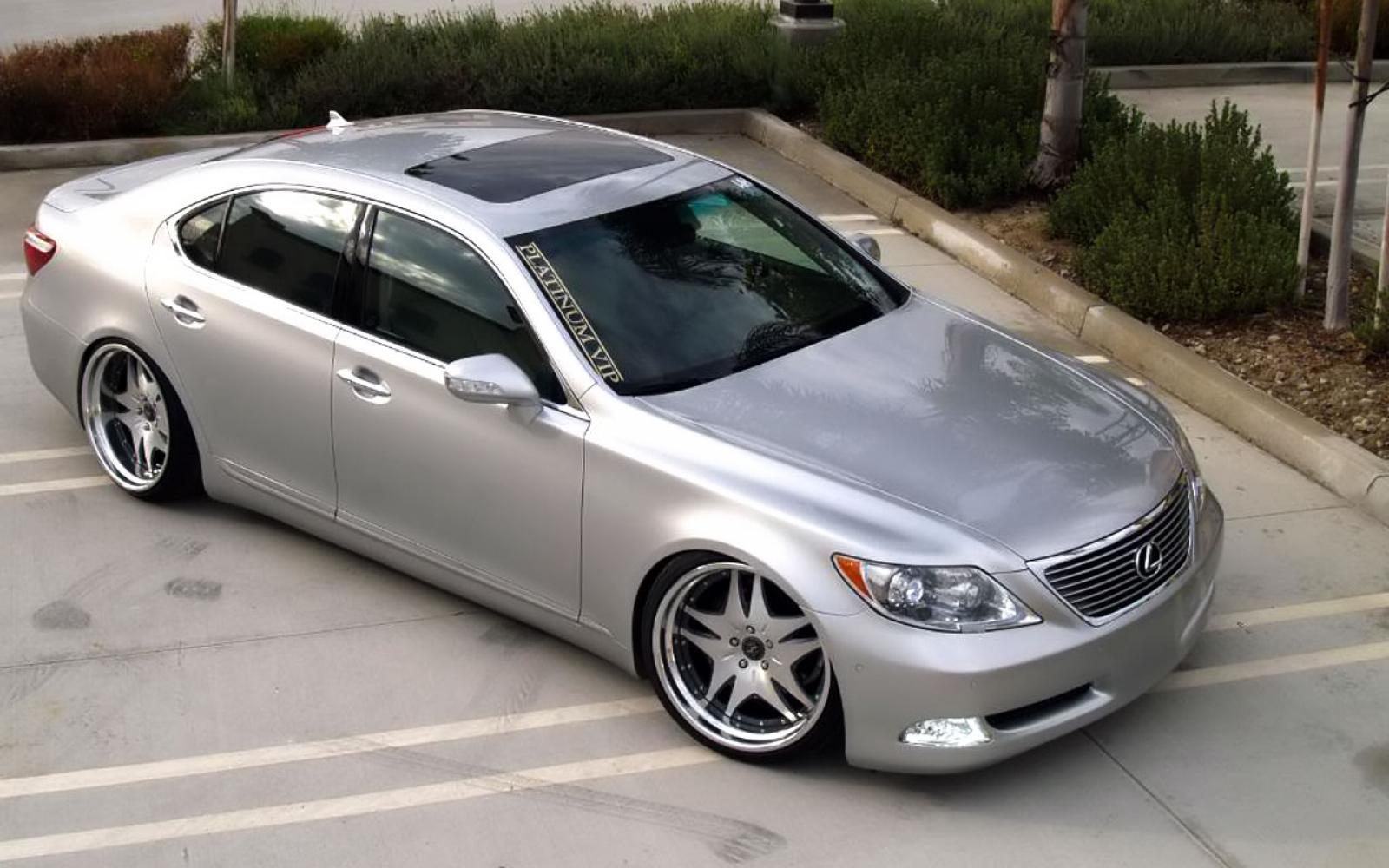 Nice 2009 Lexus LS 460 #9
