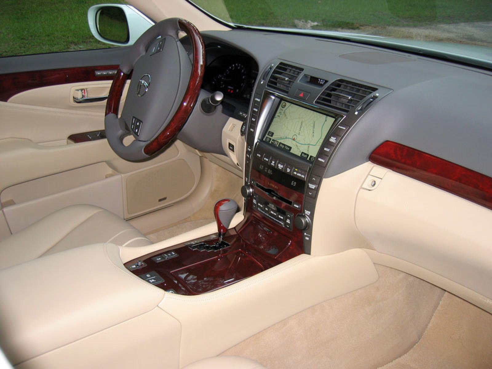 2009 Lexus LS 460 #1