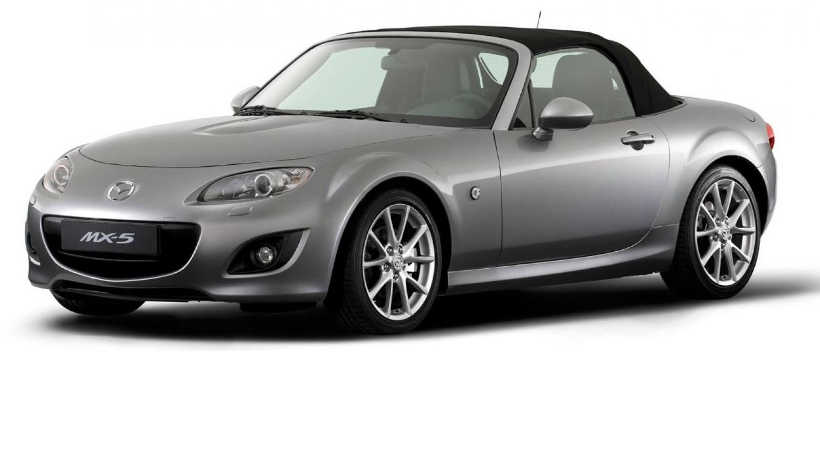 2009 mazda mx 5 miata information and photos zombiedrive. Black Bedroom Furniture Sets. Home Design Ideas
