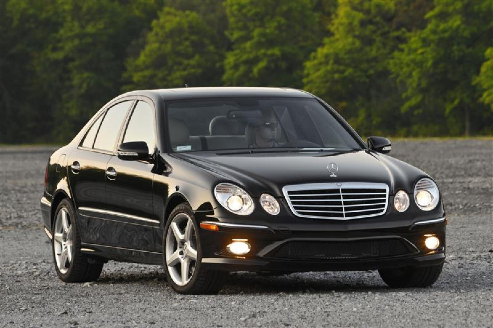 2009 mercedes benz e class information and photos for Facts about mercedes benz