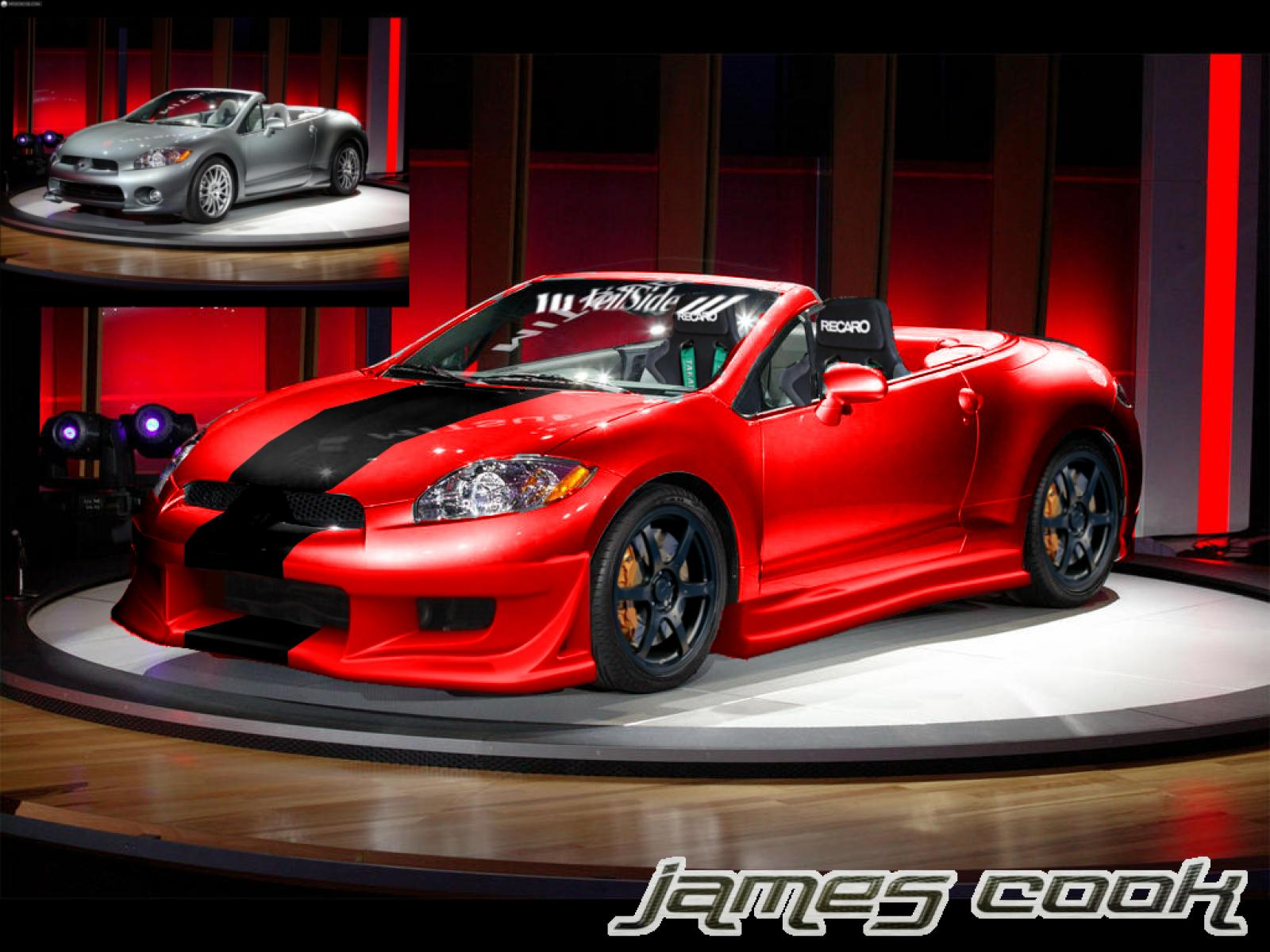2009 Mitsubishi Eclipse Spyder Information And Photos