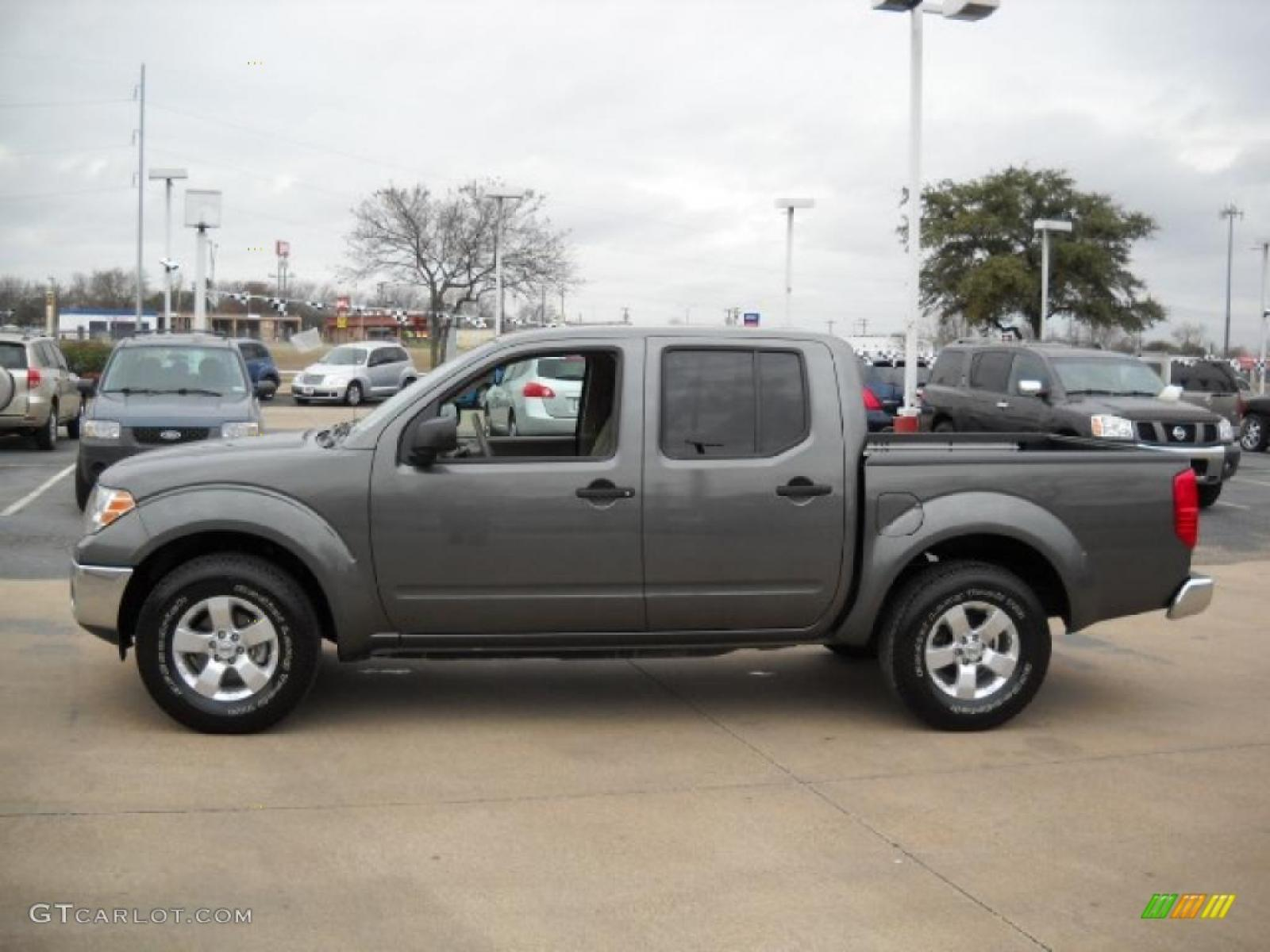 2009 nissan frontier information and photos zombiedrive. Black Bedroom Furniture Sets. Home Design Ideas
