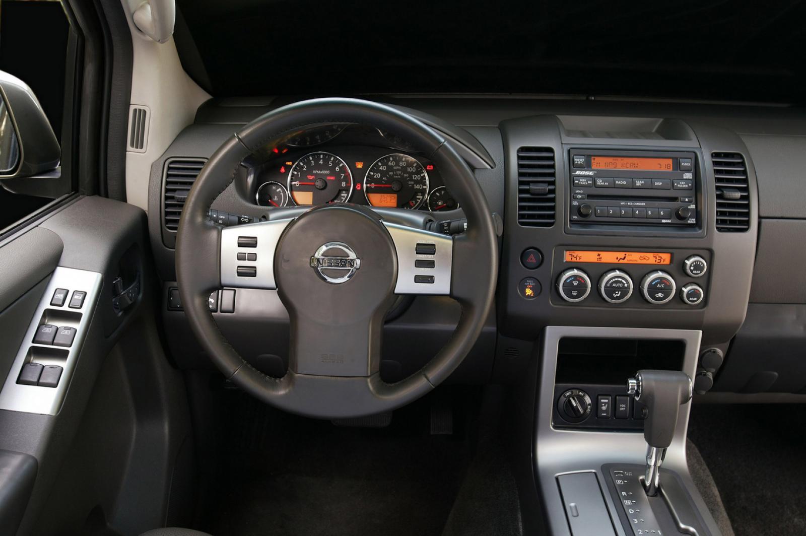 Navara Modification >> 2009 Nissan Pathfinder - Information and photos - ZombieDrive