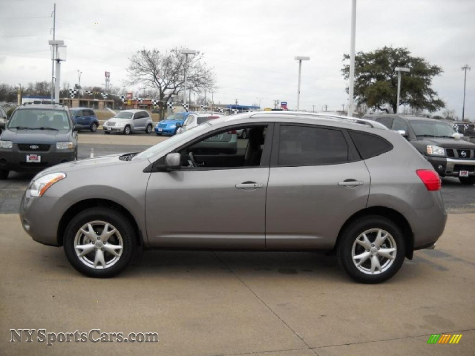 2009 Nissan Rogue Information And Photos Zombiedrive
