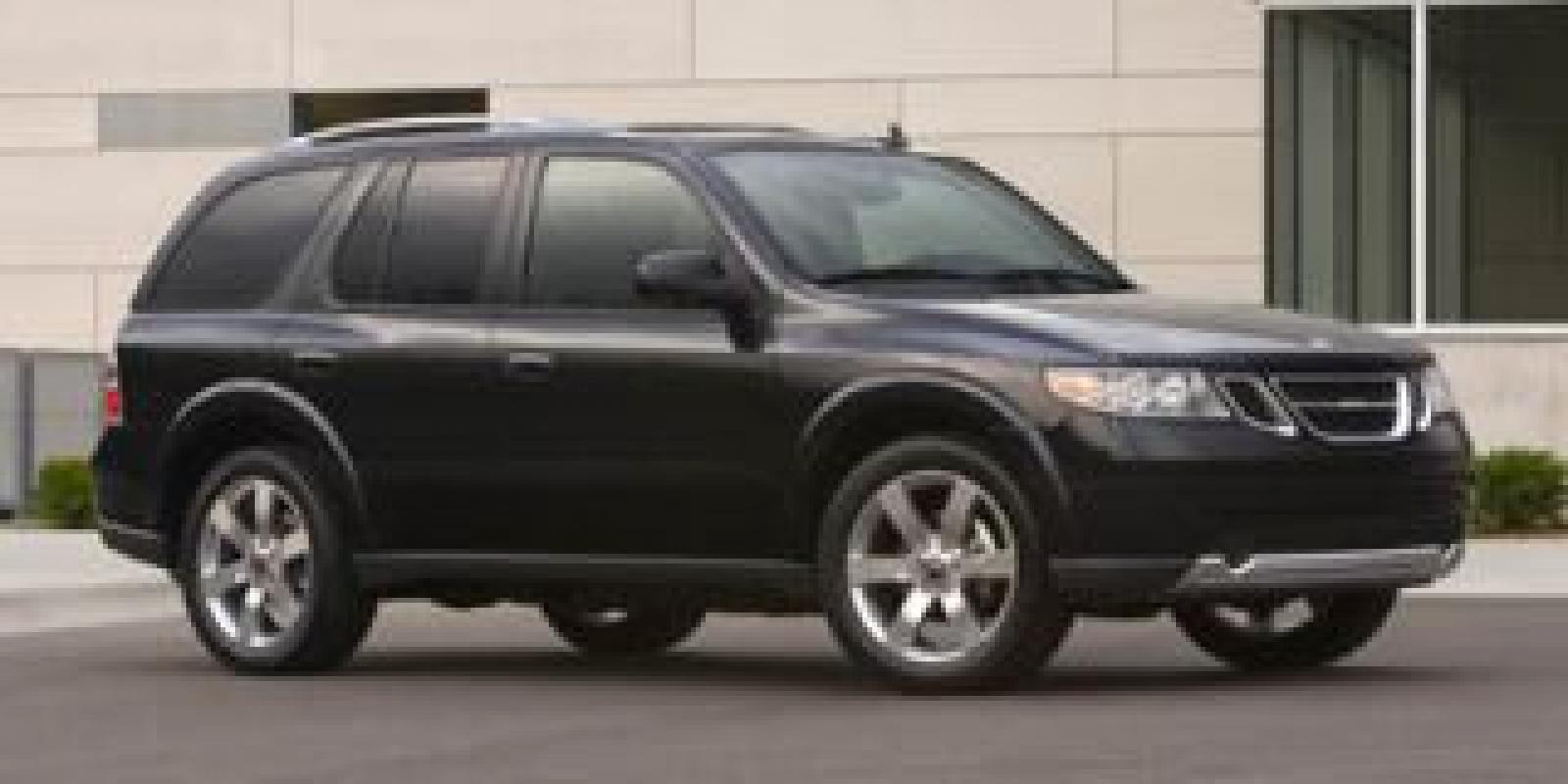 2009 Saab 9 7x