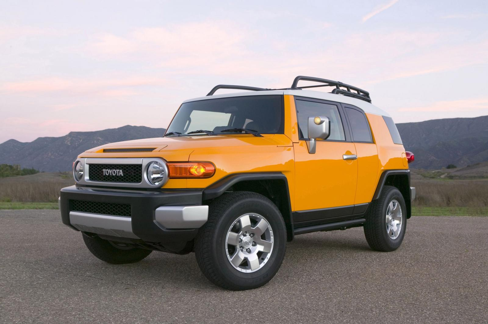 Toyota Fj Cruiser Information And Photos Zombiedrive