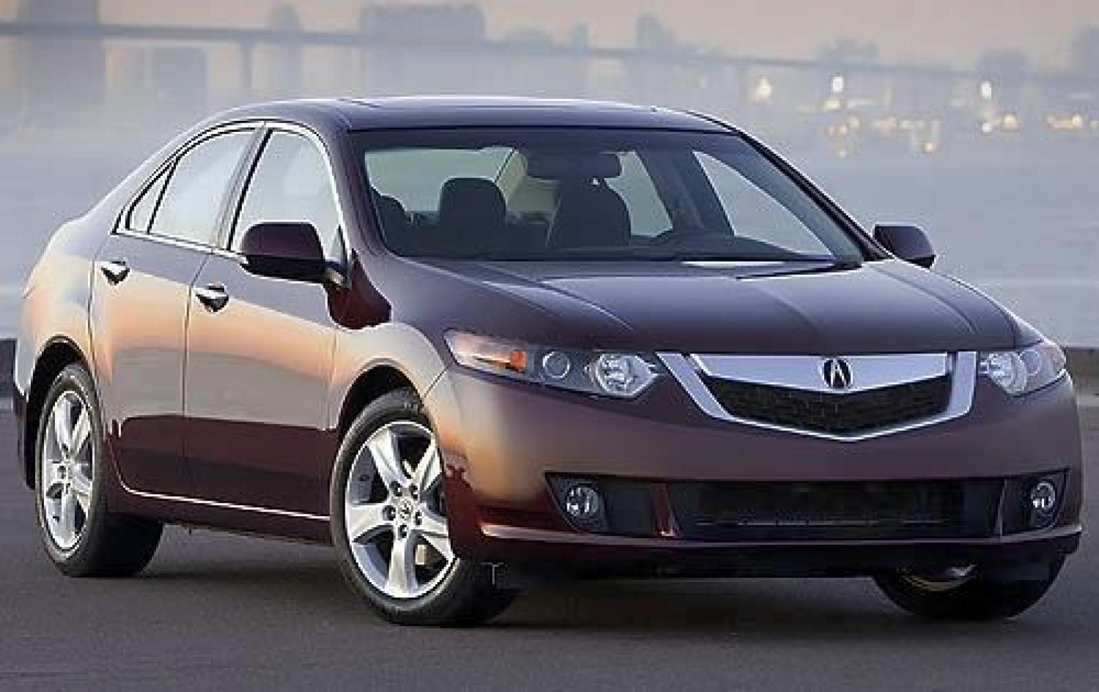 2009 acura tsx information and photos zombiedrive. Black Bedroom Furniture Sets. Home Design Ideas