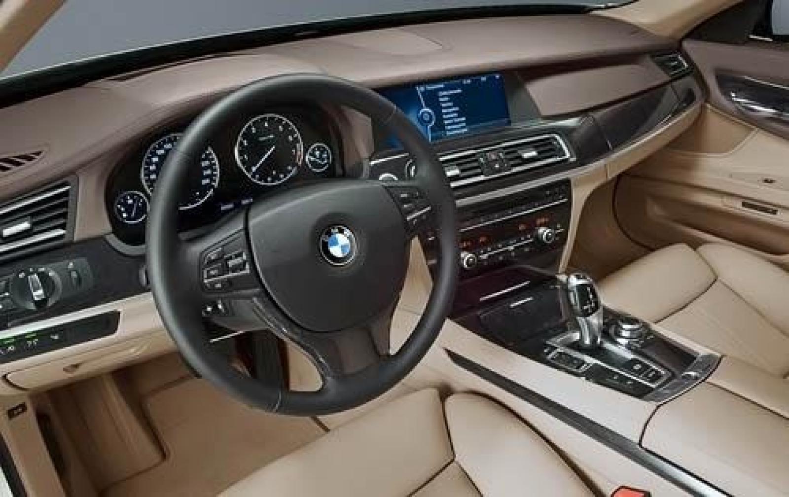 BMW Series Information And Photos ZombieDrive - 2009 bmw 745li