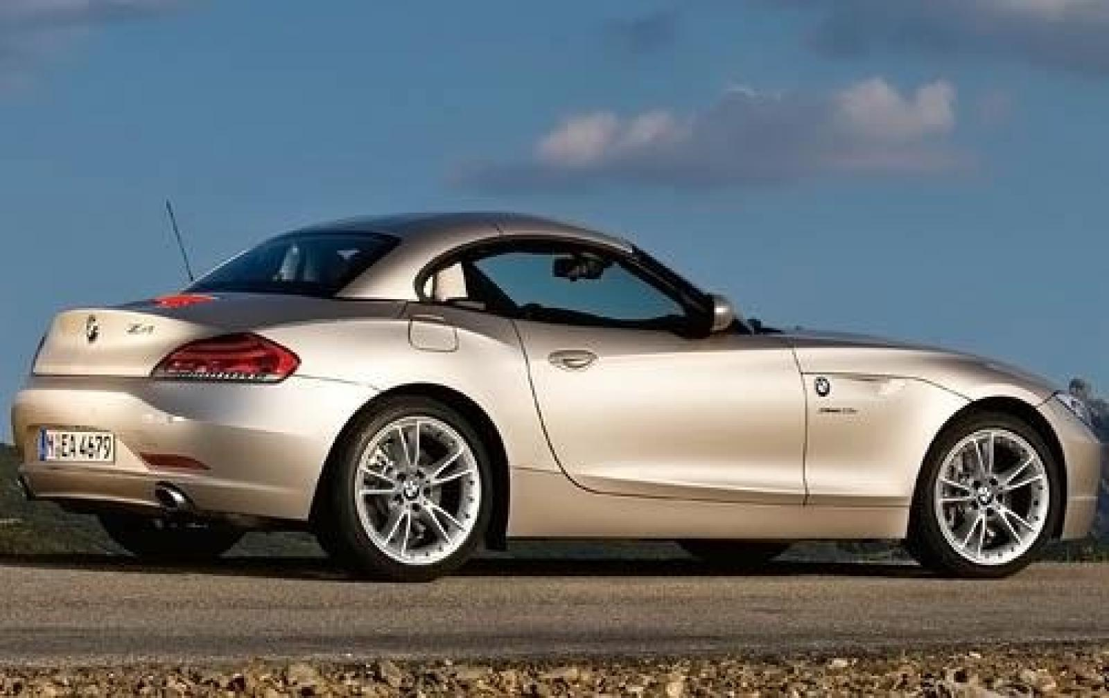 2010 Bmw Z4 Information And Photos Zombiedrive