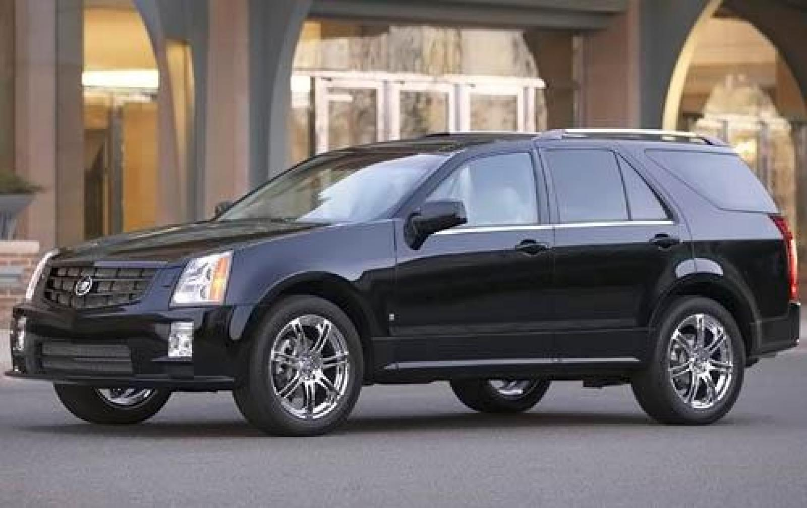 800 1024 1280 1600 Origin 2009 Cadillac Srx