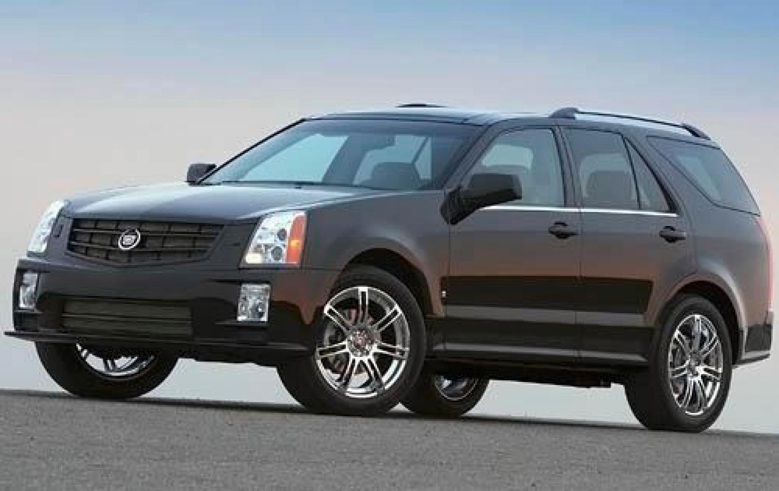 2009 Cadillac Srx 1