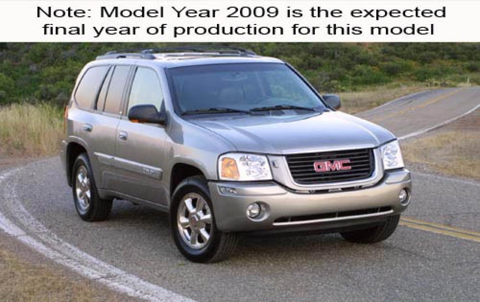 2009 gmc envoy information and photos zombiedrive