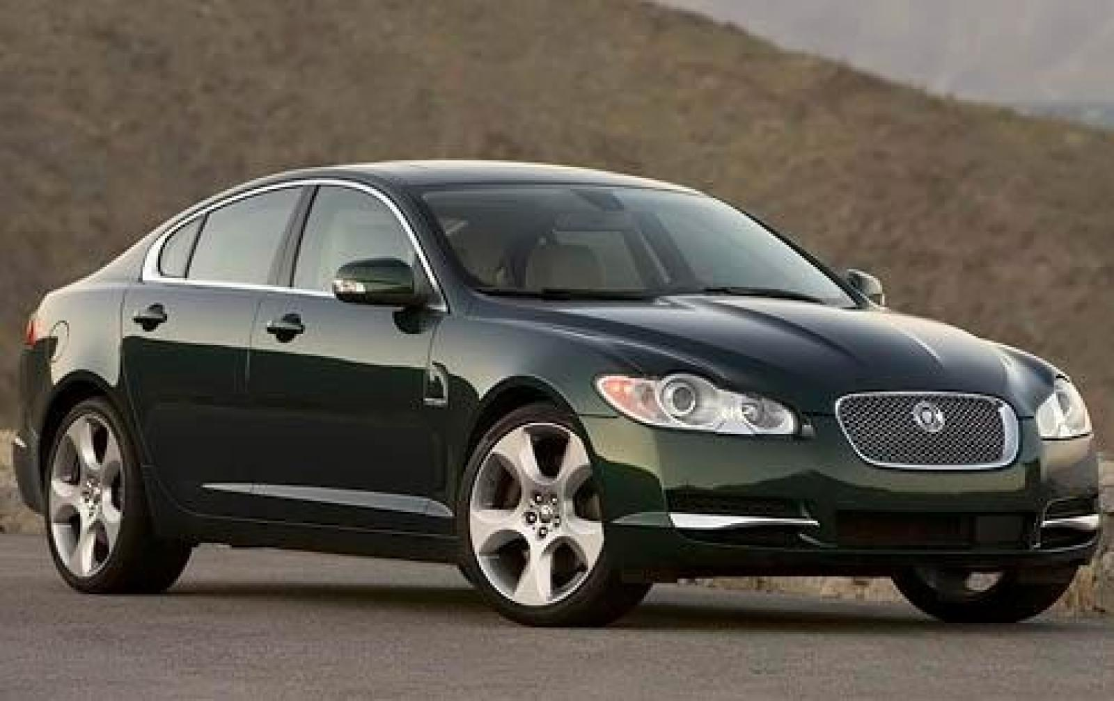 2010 jaguar xf information and photos zombiedrive. Black Bedroom Furniture Sets. Home Design Ideas