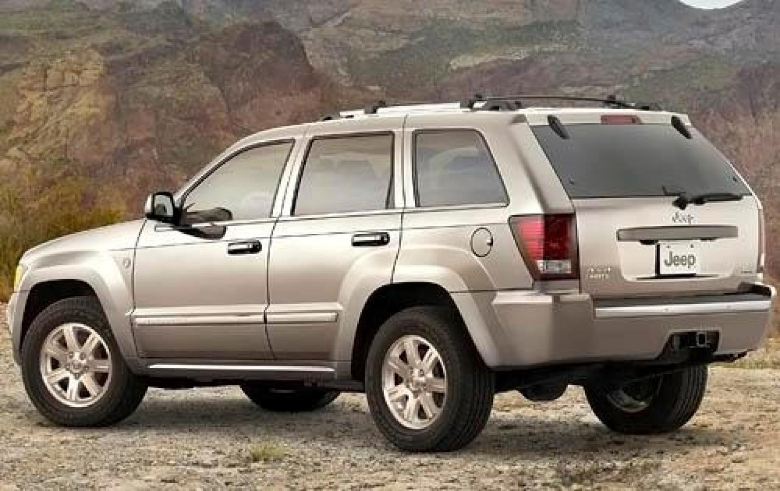 2010 Jeep Grand Cherokee - Information And Photos