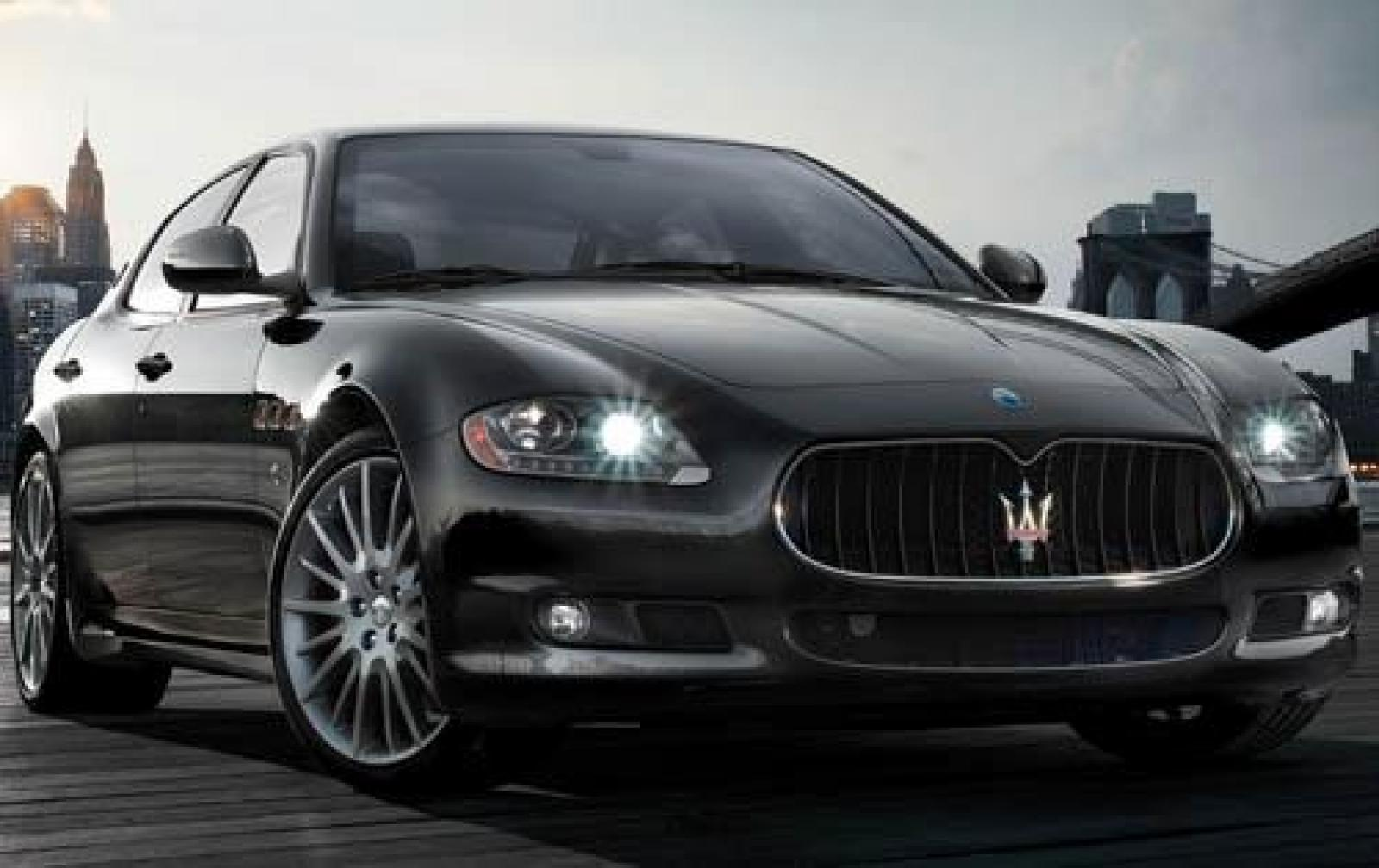 2011 Maserati Quattroporte Information And Photos Zombiedrive