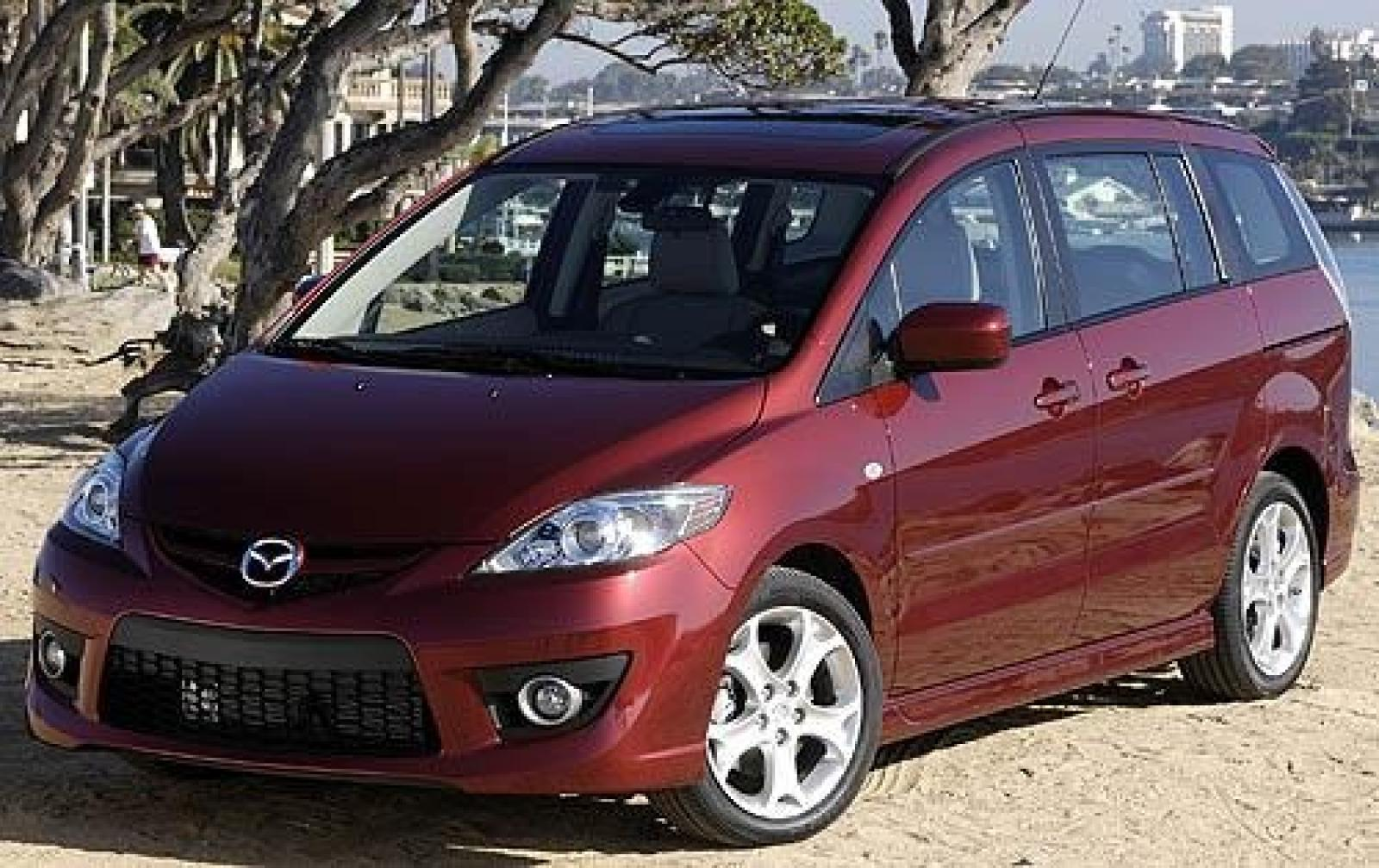 2009 mazda mazda5 information and photos zombiedrive. Black Bedroom Furniture Sets. Home Design Ideas