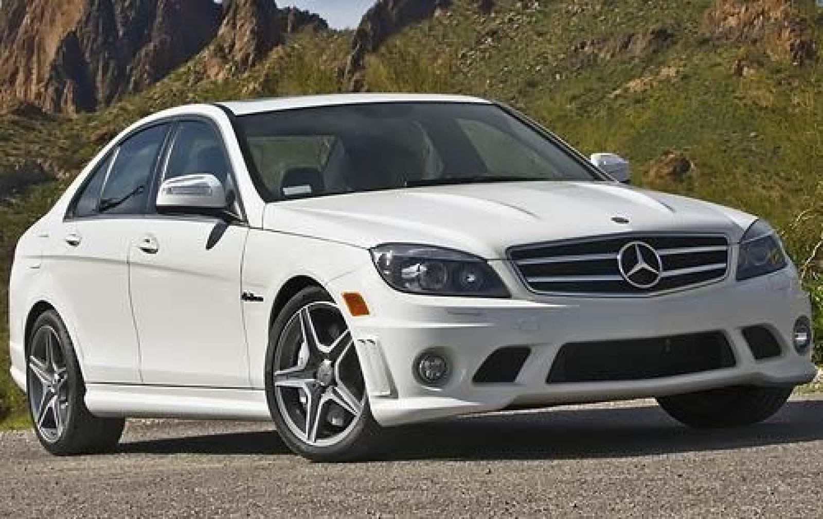 2009 mercedes benz c class information and photos zombiedrive. Black Bedroom Furniture Sets. Home Design Ideas