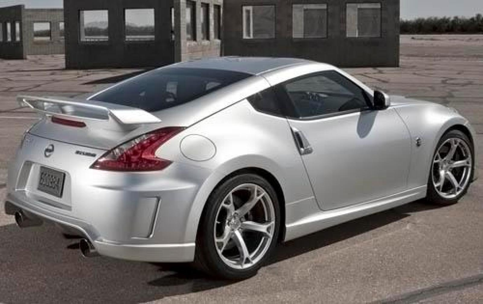 2009 nissan 370z information and photos zombiedrive. Black Bedroom Furniture Sets. Home Design Ideas