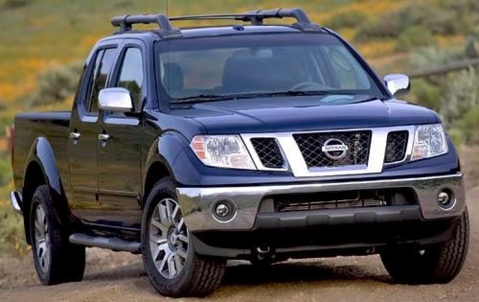 2010 nissan frontier information and photos zombiedrive. Black Bedroom Furniture Sets. Home Design Ideas
