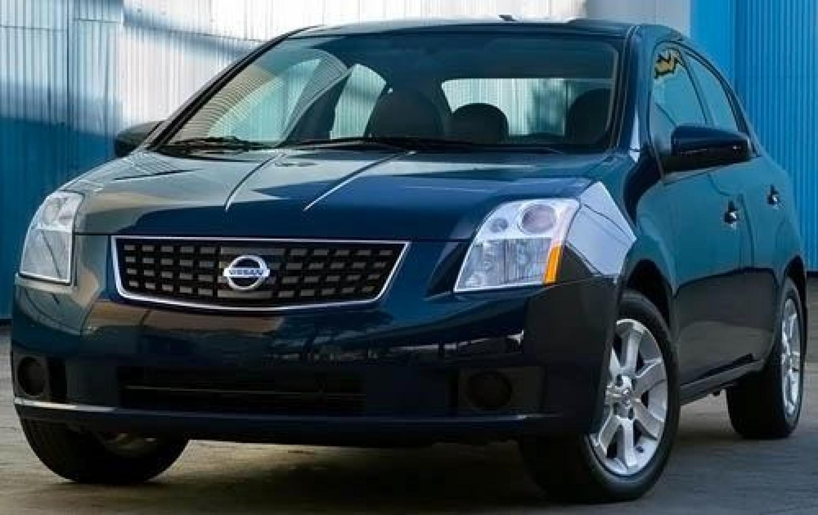 2009 Nissan Sentra - Information and photos - ZombieDrive