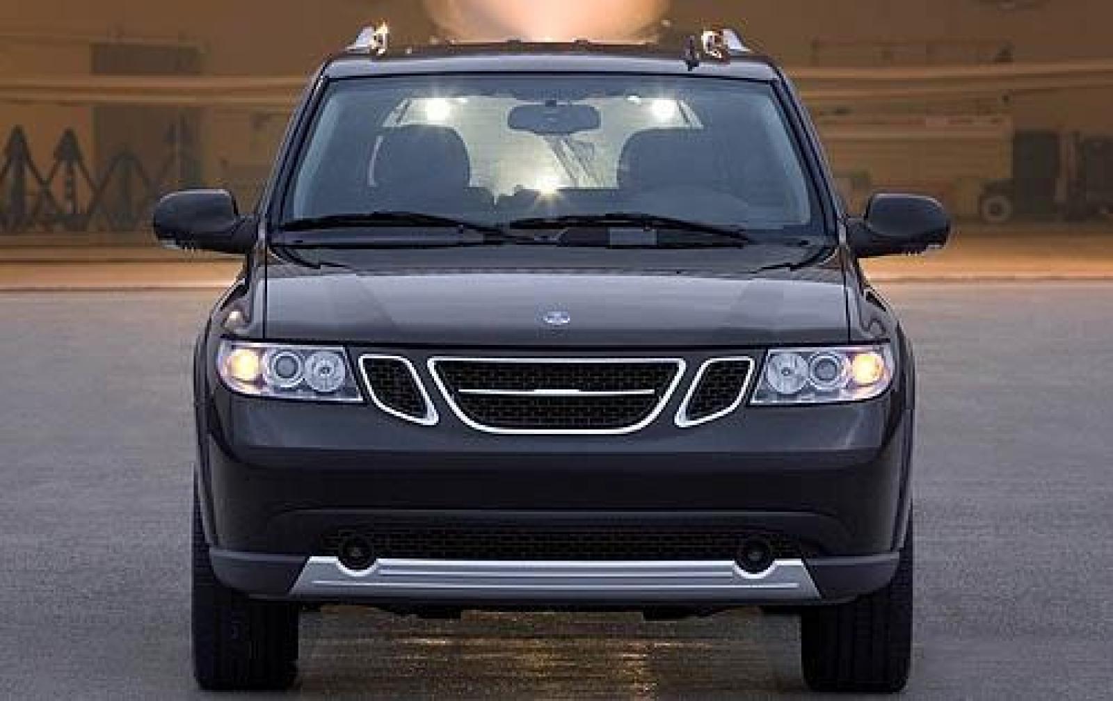 2009 saab 9 7x - 2009 Saab 9 7x Information And Photos Zombiedrive