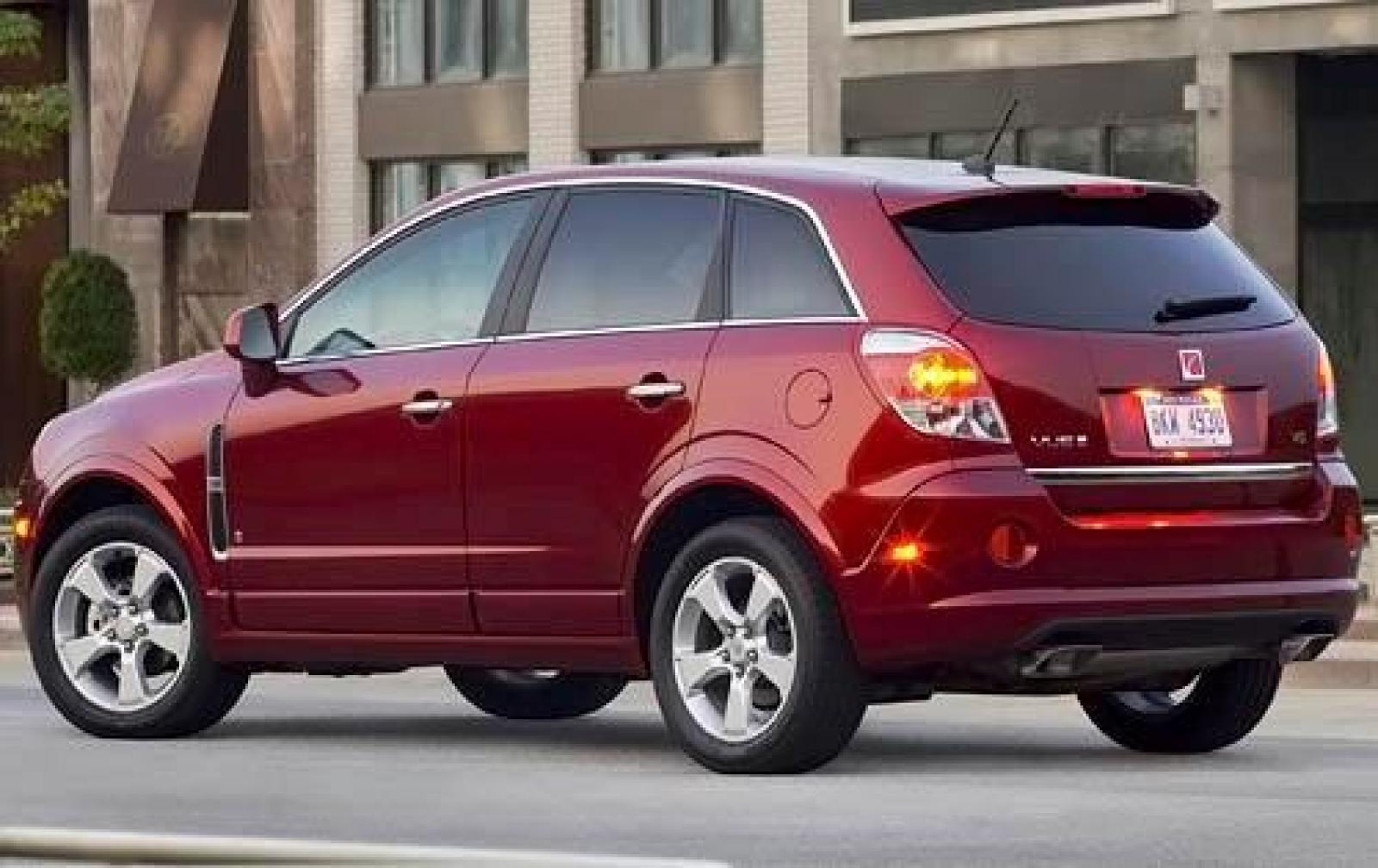 2009 saturn vue information and photos zombiedrive. Black Bedroom Furniture Sets. Home Design Ideas