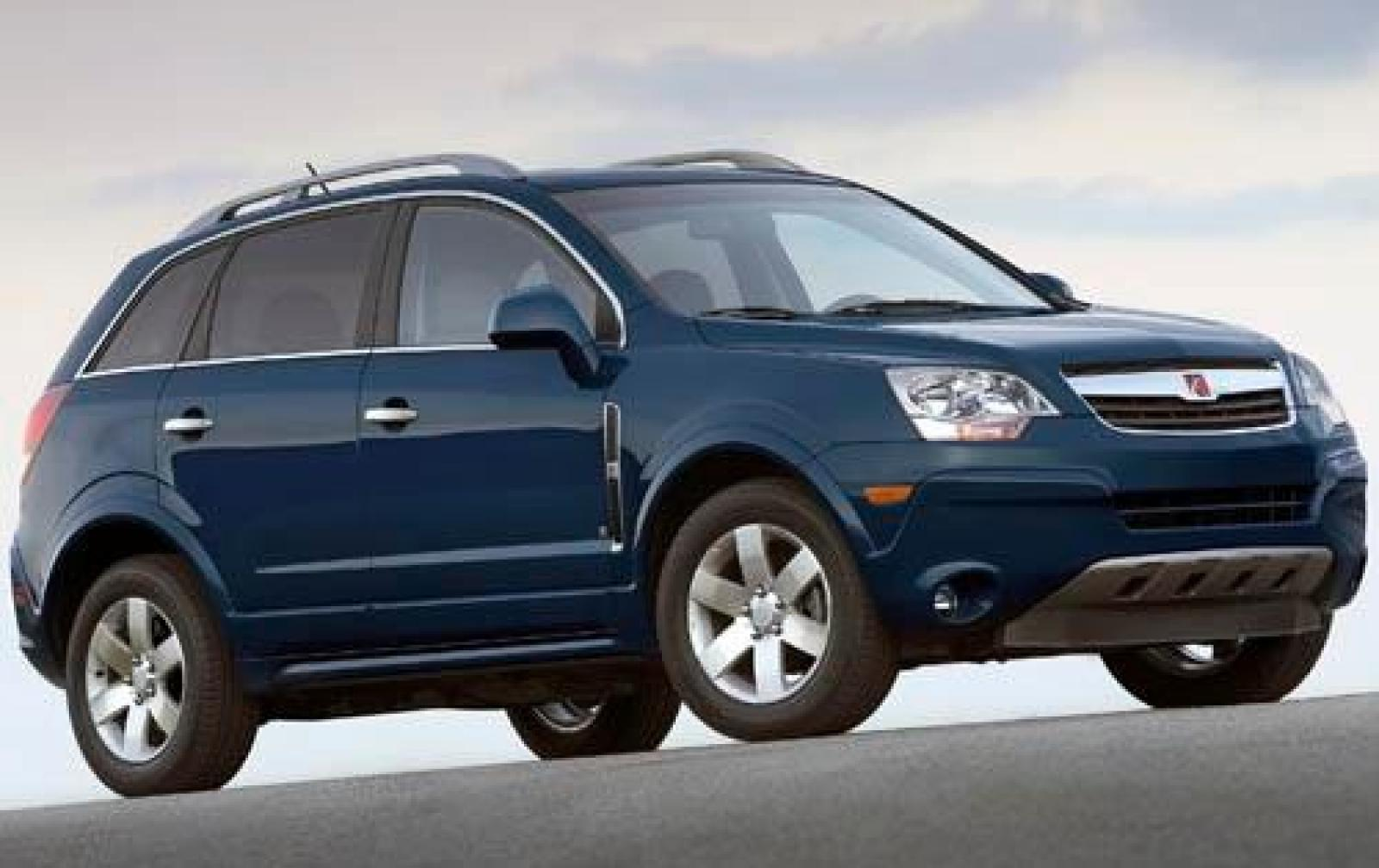 2009 Saturn VUE - Information and photos - ZombieDrive