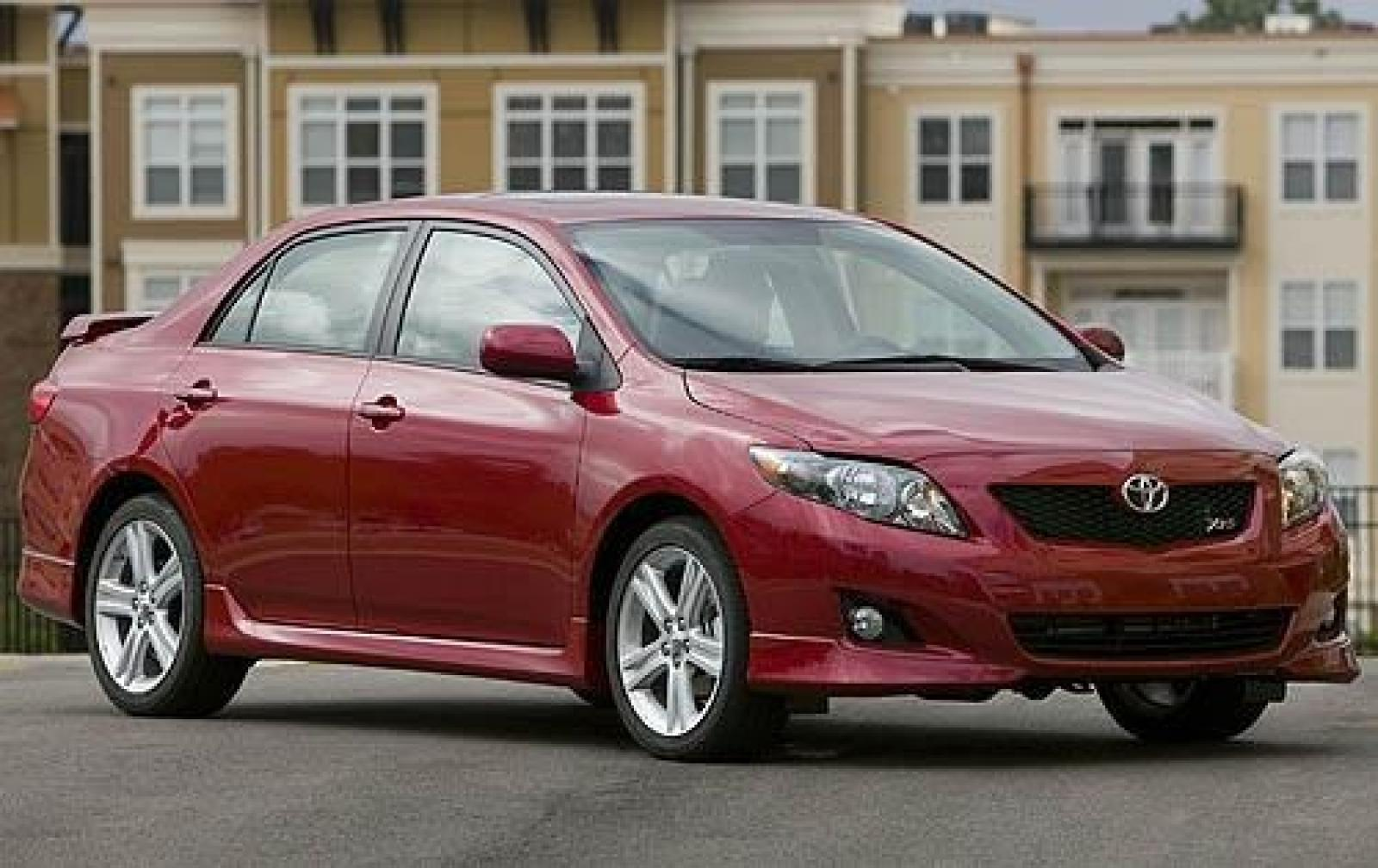2010 toyota corolla information and photos zombiedrive. Black Bedroom Furniture Sets. Home Design Ideas