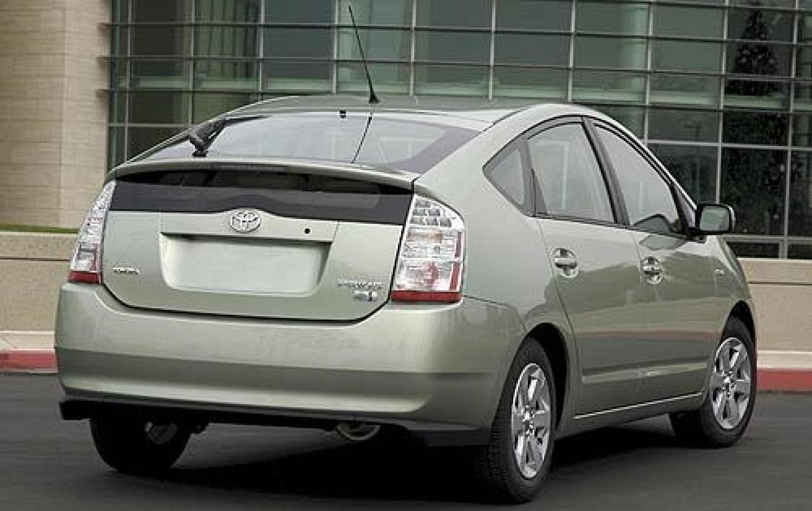 2009 toyota prius information and photos zombiedrive. Black Bedroom Furniture Sets. Home Design Ideas