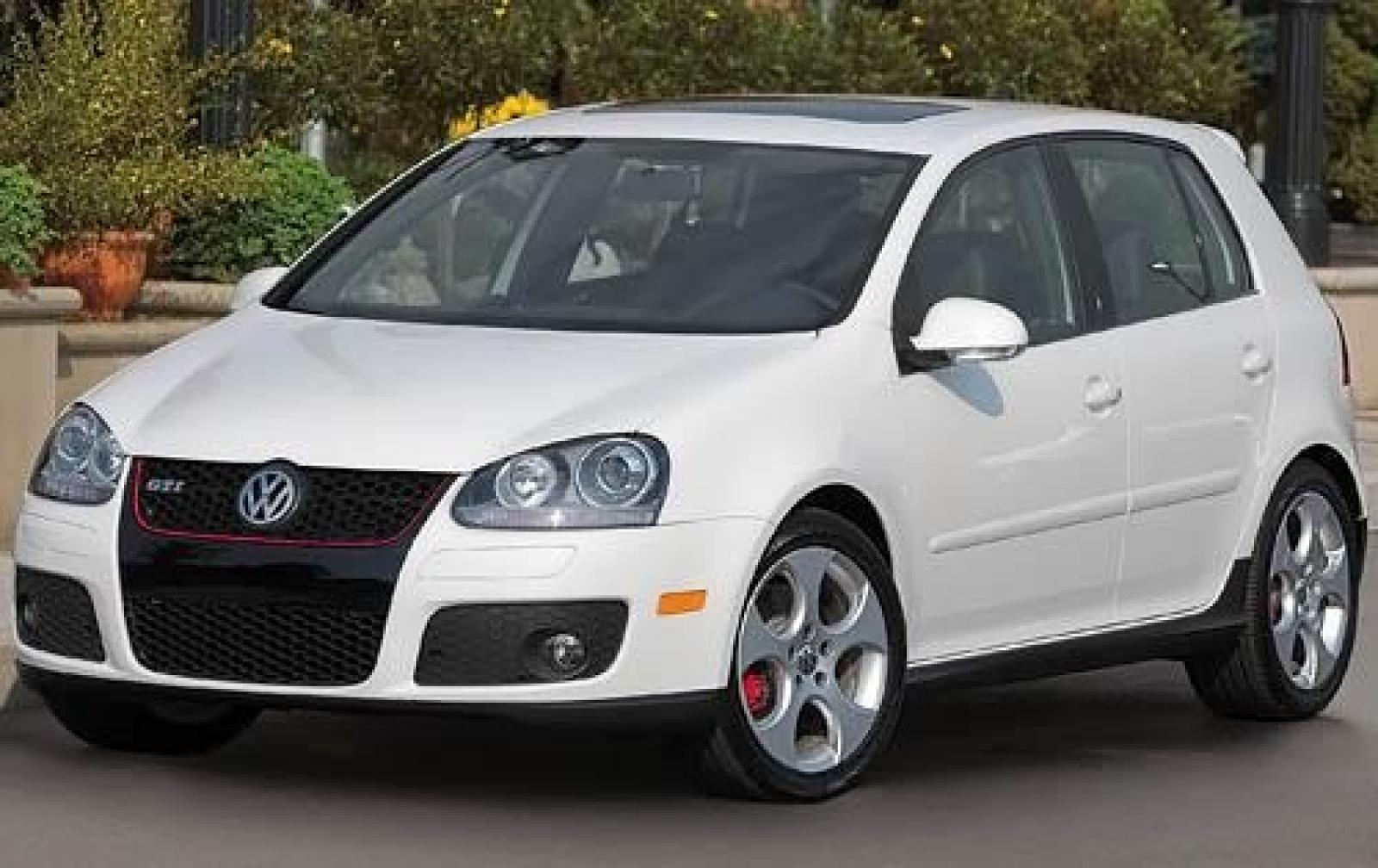 2009 volkswagen gti information and photos zombiedrive. Black Bedroom Furniture Sets. Home Design Ideas