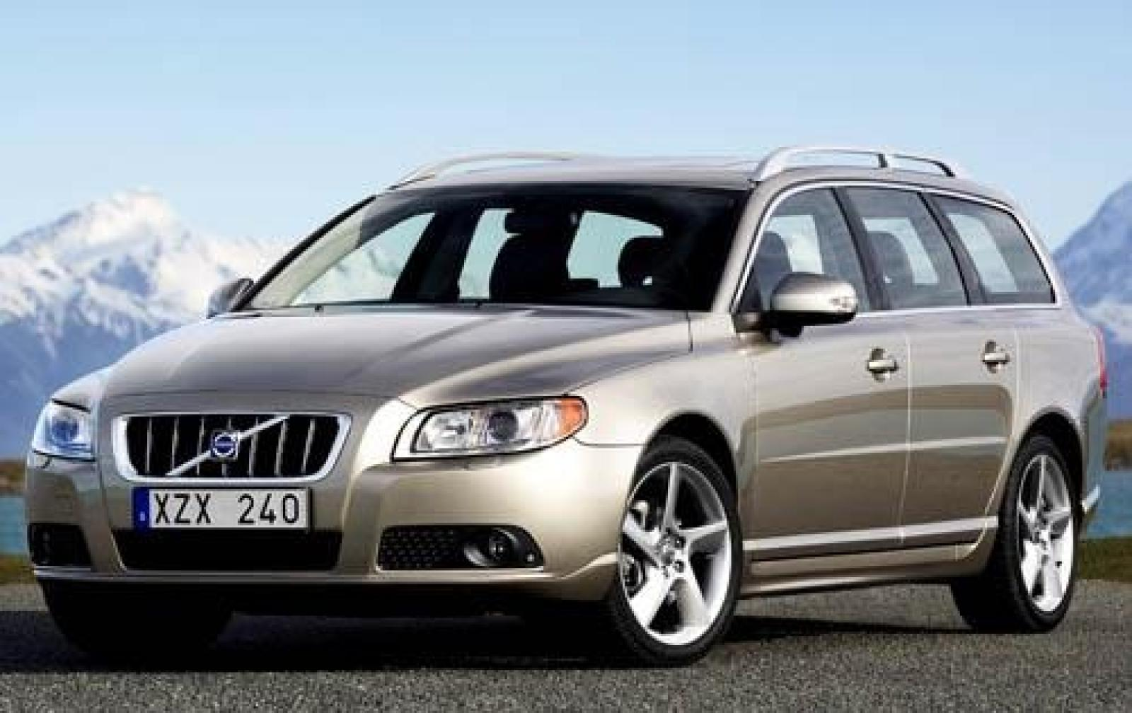 2009 volvo v70 information and photos zombiedrive. Black Bedroom Furniture Sets. Home Design Ideas