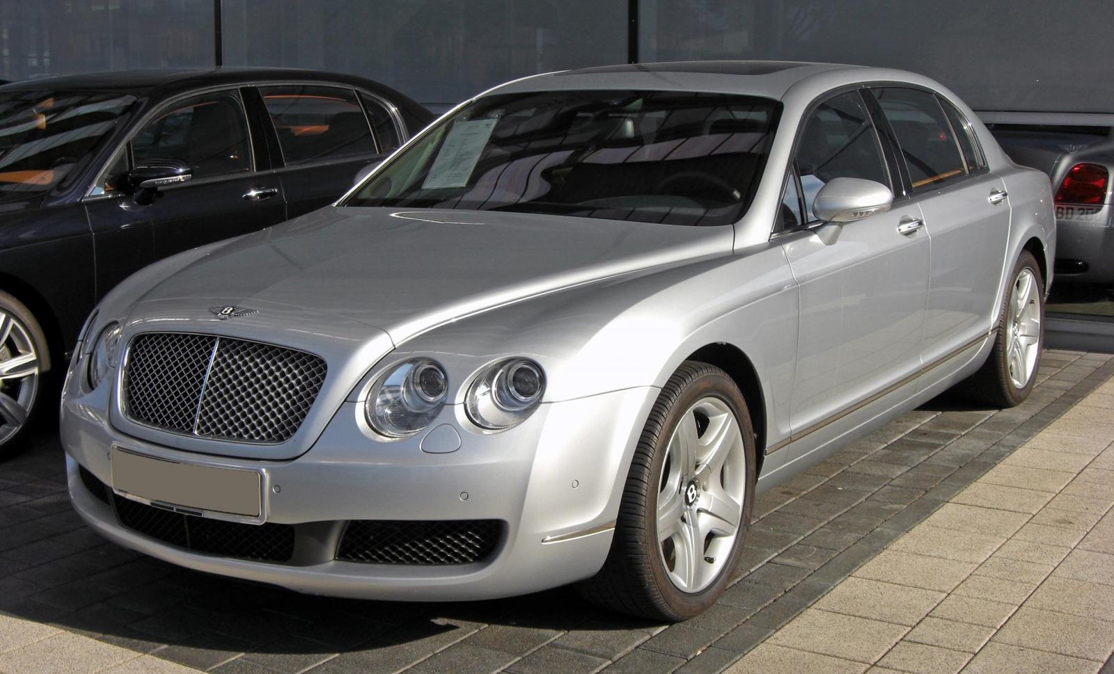 2010 bentley continental flying spur information and photos zombiedrive. Black Bedroom Furniture Sets. Home Design Ideas