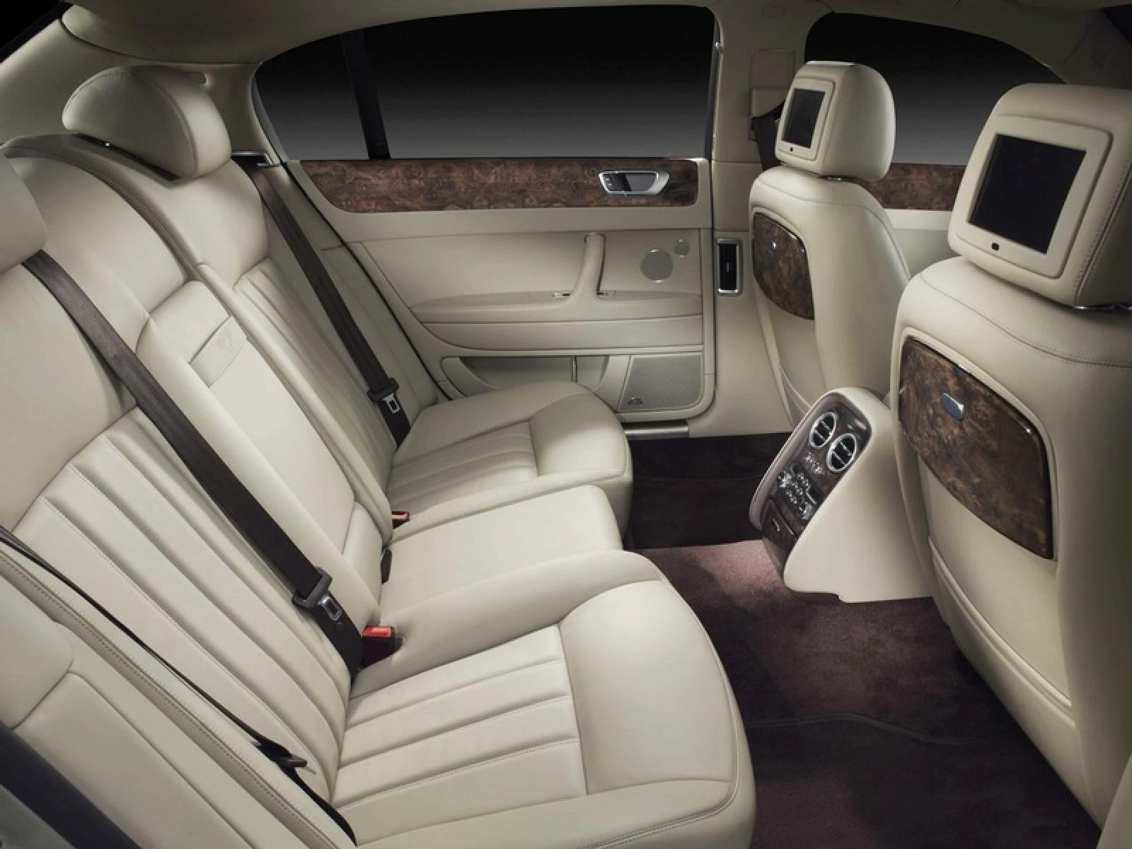 2010 Bentley Continental Flying Spur Speed Information and photos