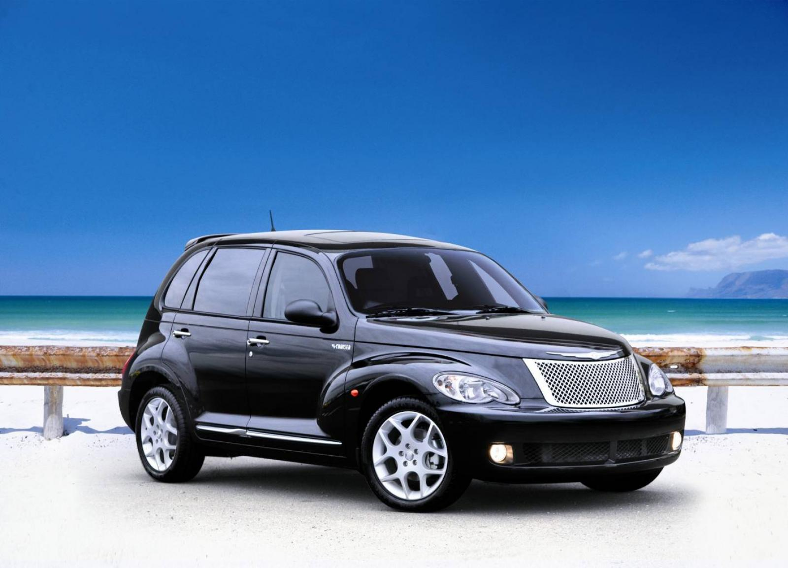 2010 chrysler pt cruiser information and photos zombiedrive. Black Bedroom Furniture Sets. Home Design Ideas